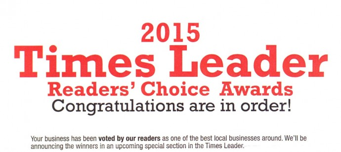 2015 READER'S CHOICE among Remodeling Contractors