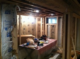 Framing & Insulation